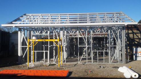 Light steel structure,PTH
