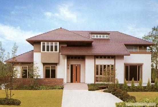 steel villa PTH