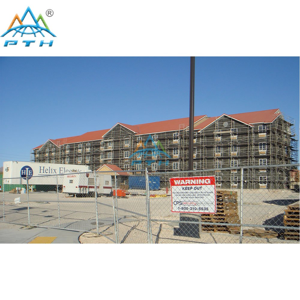 Prefab Hotel Construction | Hotel Building