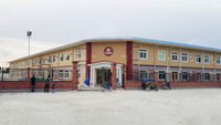 PTH Maldives double-story school completed