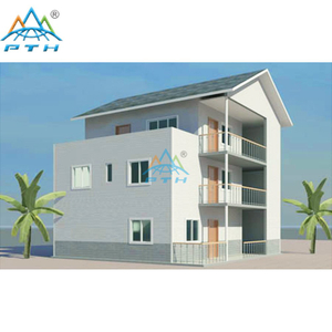 Light Steel Villa 225 square meter (4 bedrooms and 3 washrooms)