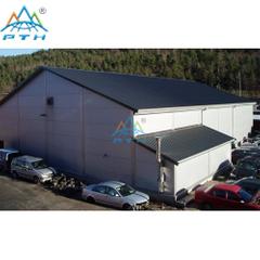 Steel Structure Warehouse in Norway (Steel Factory)