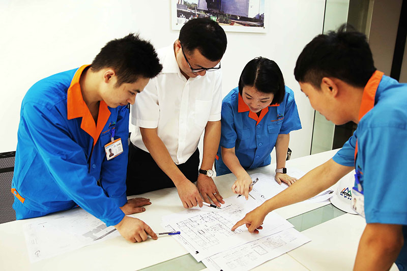 PTH working for customer's requirements