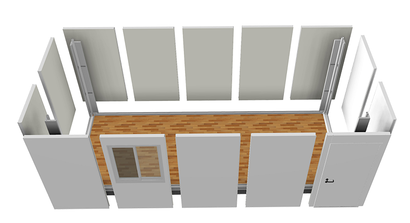wall system