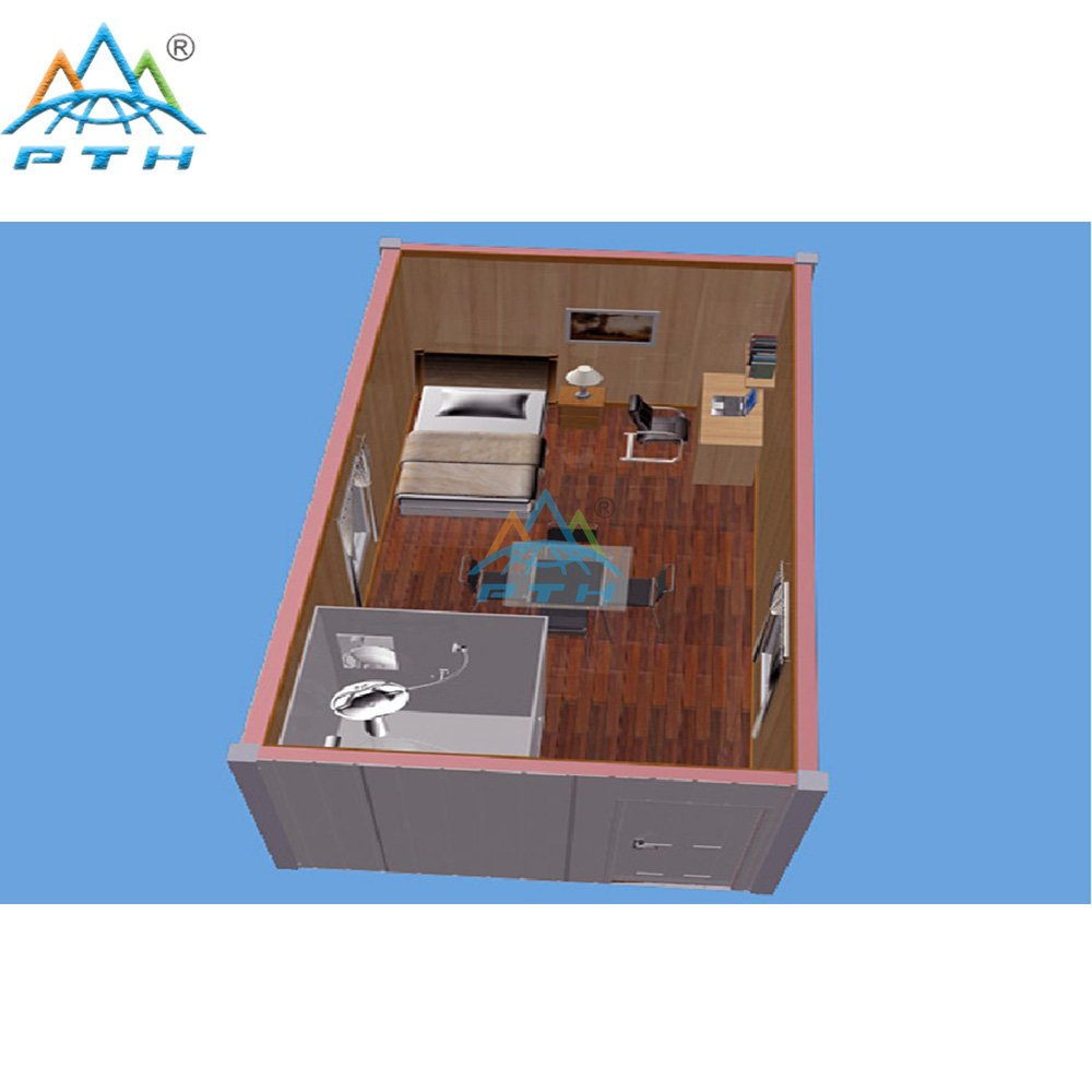 PTJ-10*24C Container House