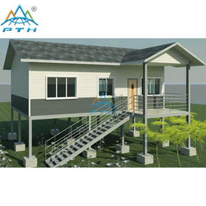 Light Steel Villa (2 bedrooms and 1 washroom)