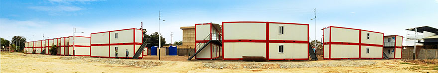 Venezuelan prefabricated house