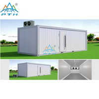 PTJ-8x20F Putian House Container Cold Storage Room