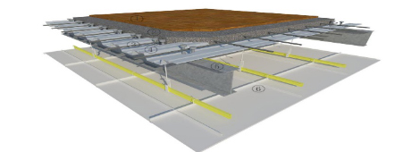 楼板系统建筑解决方案