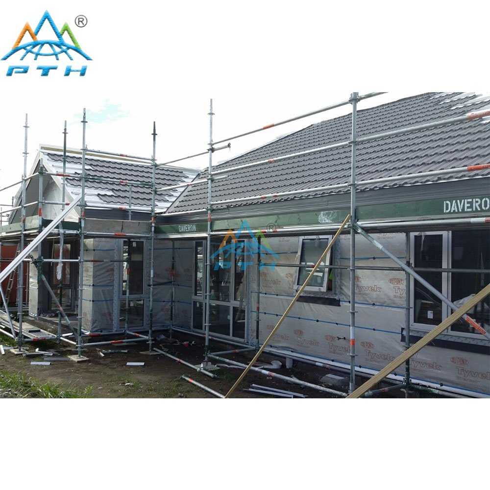 Cheap Modular Home Small Luxury Prefab Steel Design Villa