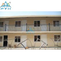 Economical Prefabricated Living Homes Modular House As Dormitory