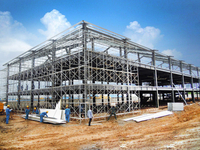 Steel Structure Construction Has Been a Competitive New House Style