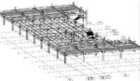 PTH steel structure hotel detail design-1