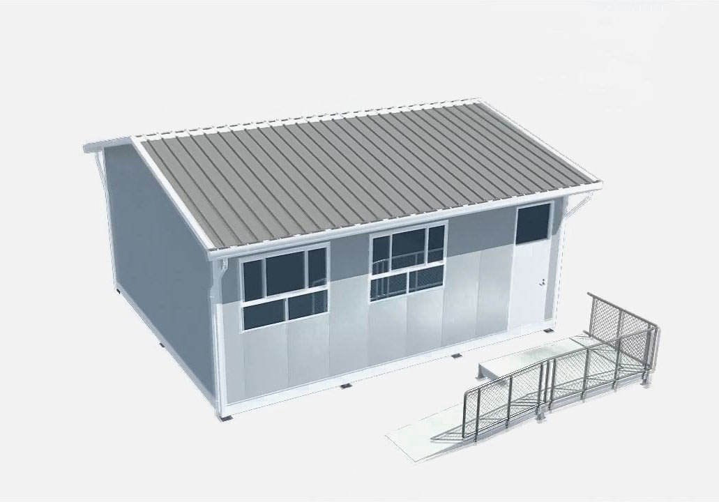 steel frame school structure chart