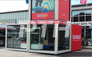 movable module house can be used for selling food, drinks, tissues, etc..jpg