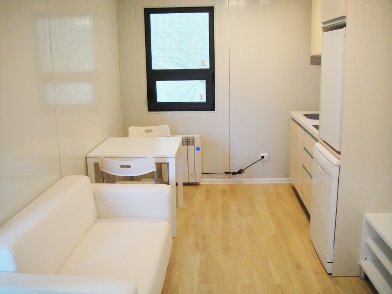 prefabricated container homes inner view-1