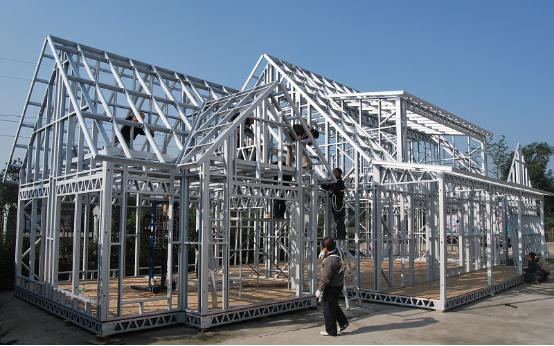 steel villa 4 PTH