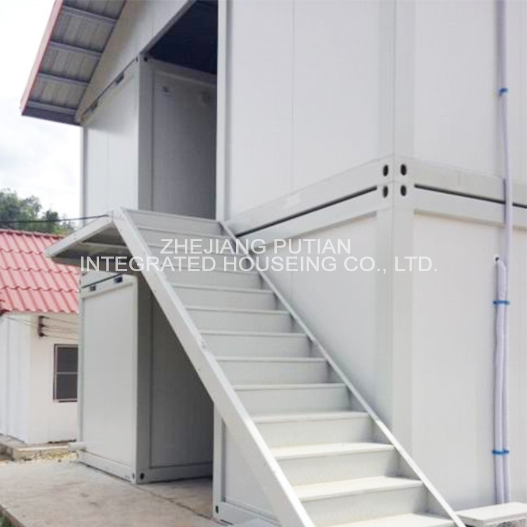 PTH customized container house solution cases-12