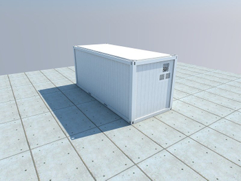 Refrigerated Storage Container
