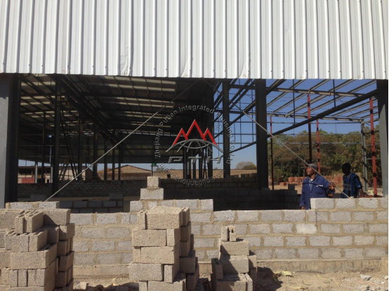 Steel-Structure-Workshop-Mozambique