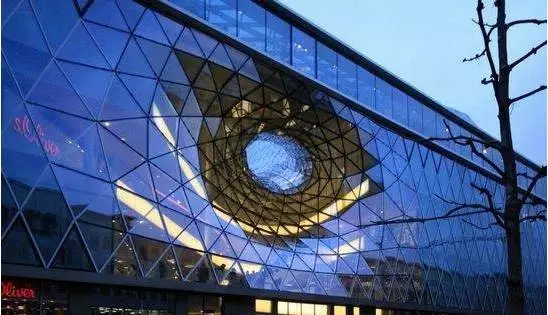 Myzeil Business Center Frankfurt Germany